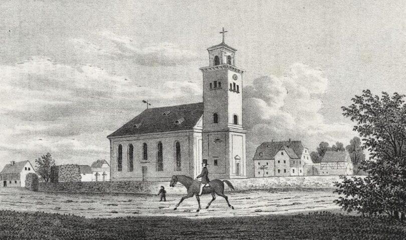 Waldenburg 1822